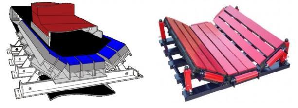 Столы загрузочные конвейера двигатель транспортер т 2